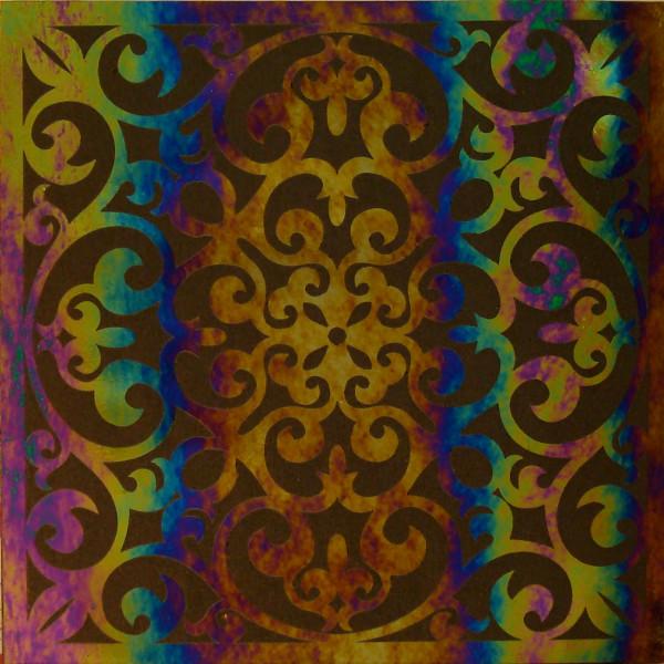 Artglasssupplies Com Etched Luminescent Wrought Iron