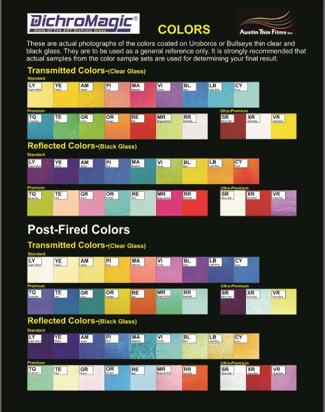 DichroMagic Color Tiles