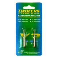Aanraku Twofers  1/8 Diamond Core Drill Bits