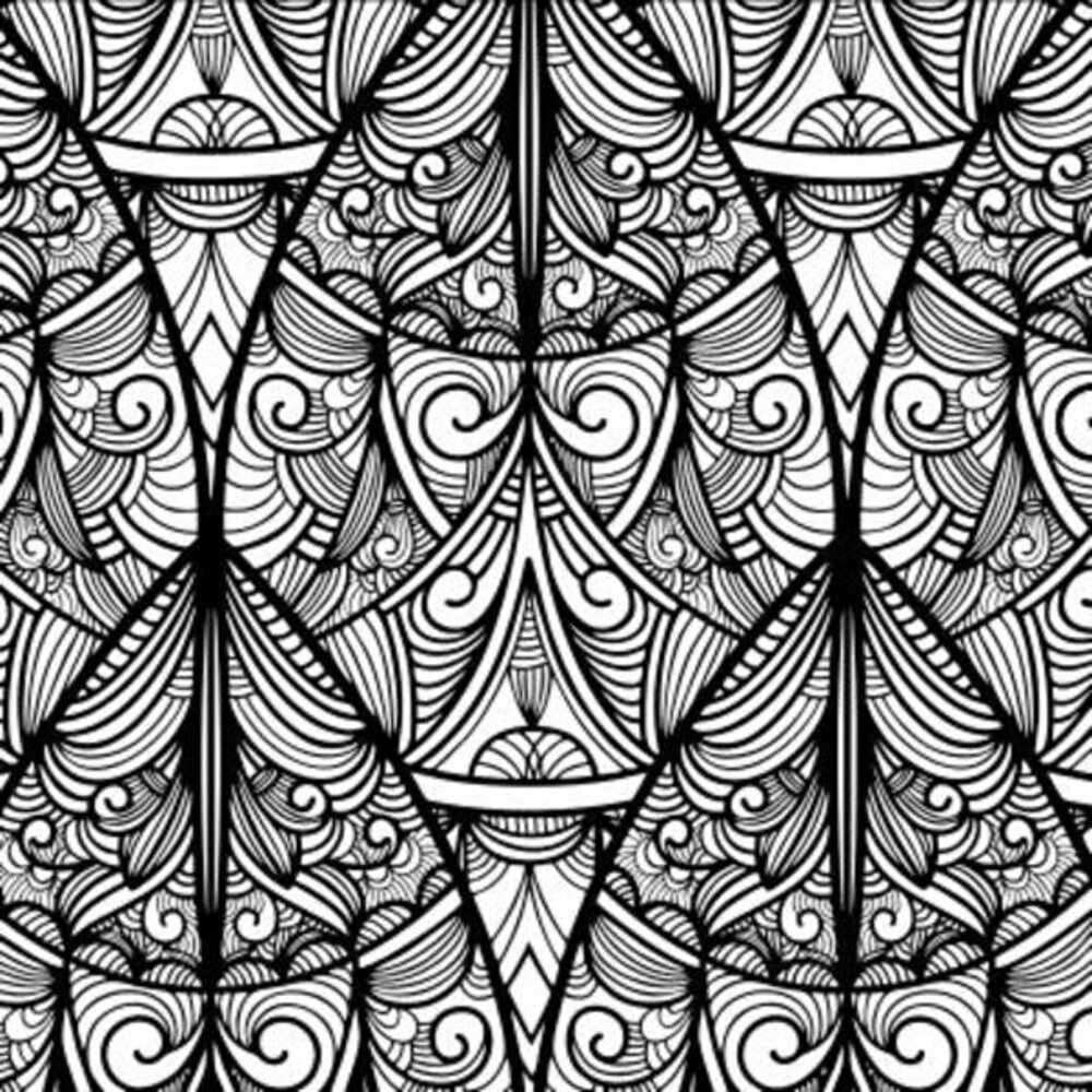 Etched Cathedral Pattern