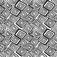 Etched Contempo Squares Pattern