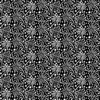 Etched Fireworks Pattern