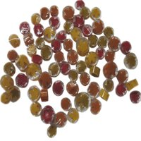 Assorted Autumn Leaves Mix Murrini/ Millefiore - COE96