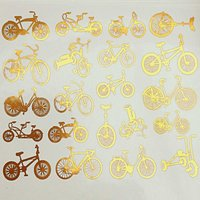 Bicycle Decals Sheet