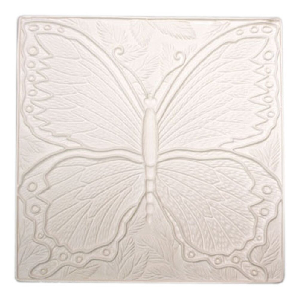 Butterfly Texture Fusing Tile