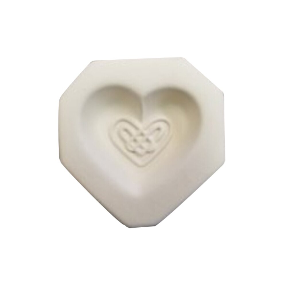 Celtic Heart Jewelry Blank Casting Mold