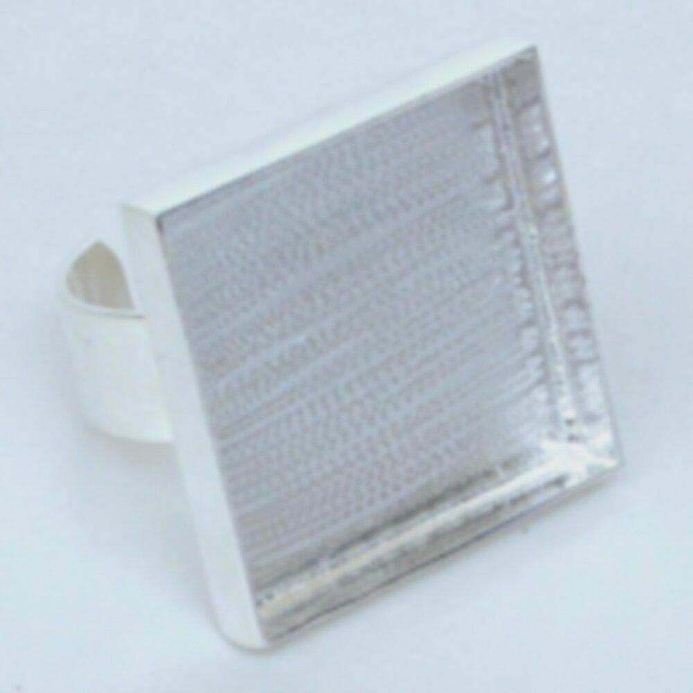 Deep Well Square Ring 25.4 x 4mm