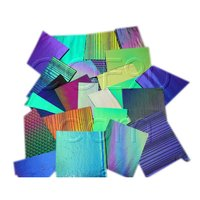 DichroMagic Thin Solid Dichroic Scrap by Weight COE96