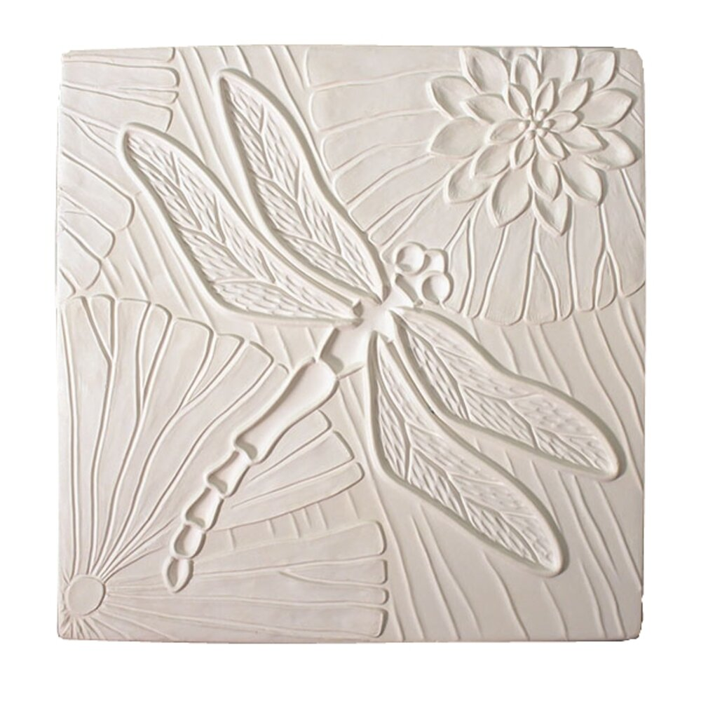 Dragonfly Texture Fusing Tile