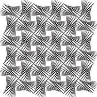 Etched Weave 2 Pattern