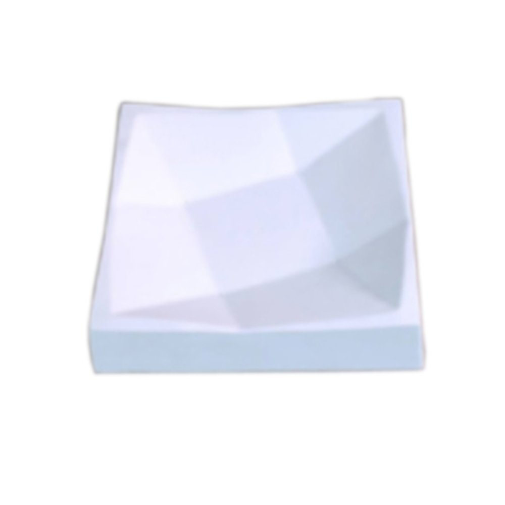 Folded Square Slumping Mold