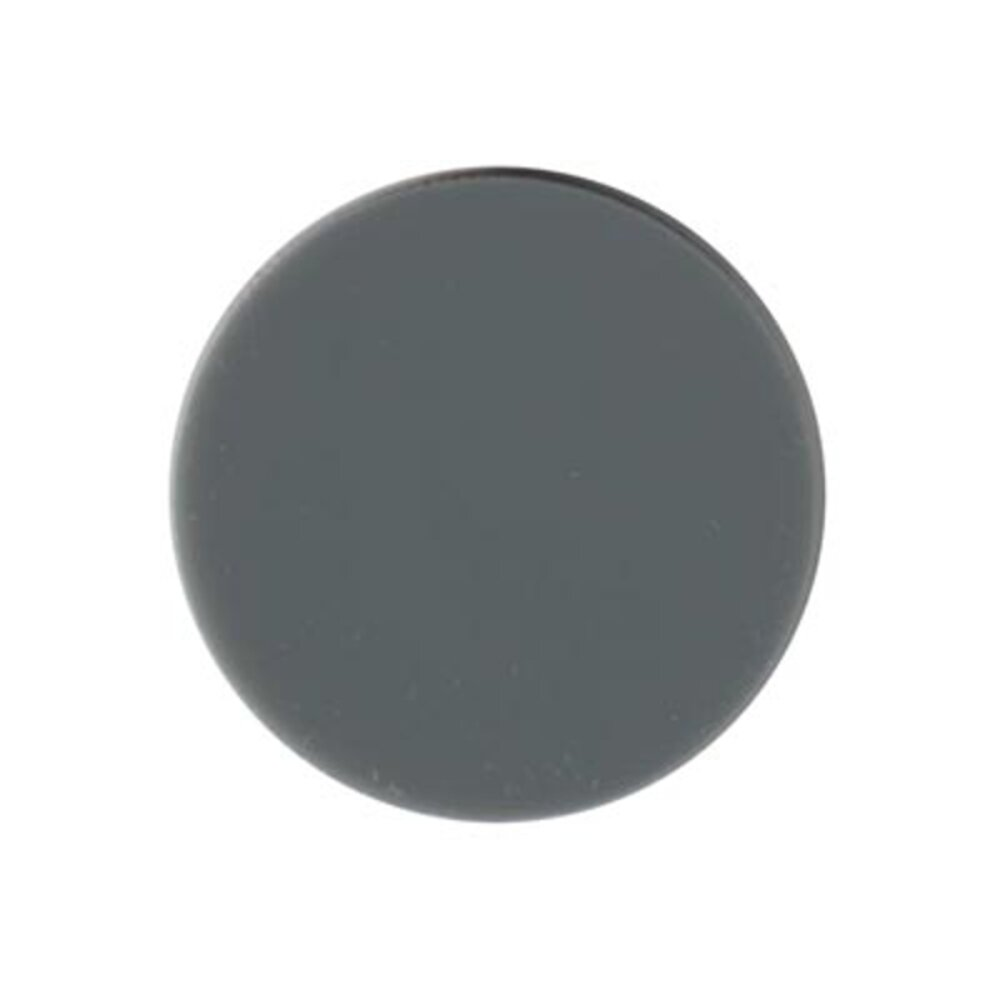 Precut Circles Pewter Gray Opalescent COE96