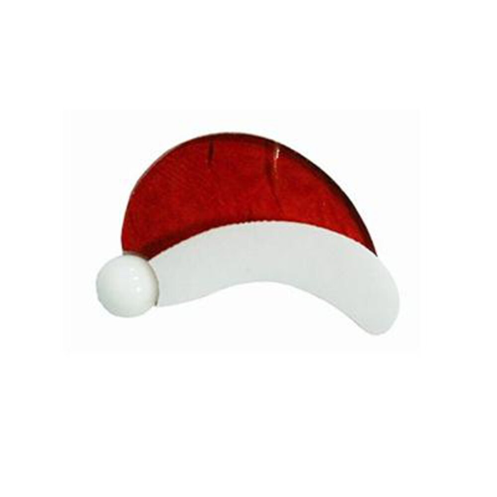 Precut Santa Hat Pack of 3 COE90