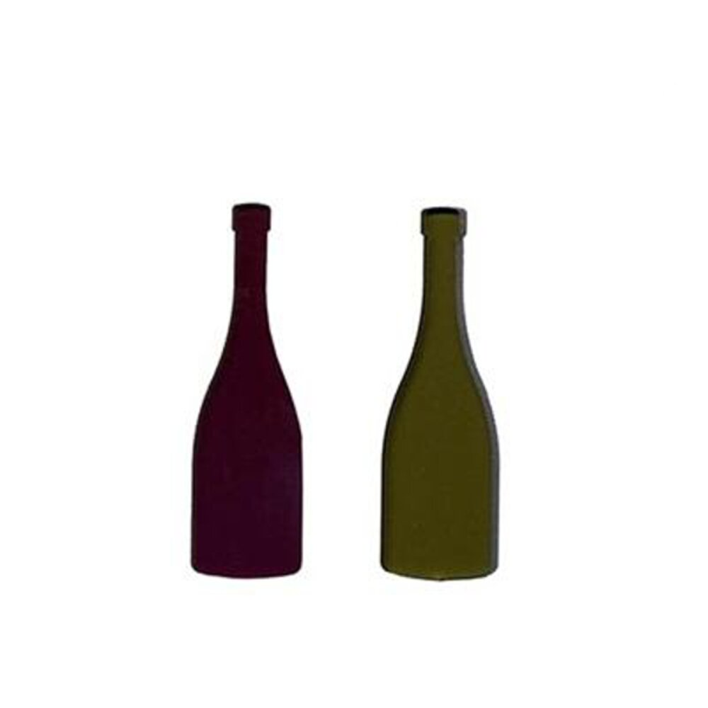 Precut Wine Bottle III COE96