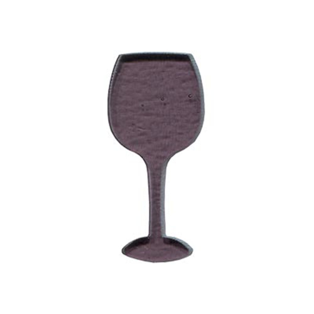Precut Wine Glass Pack of 3 COE90