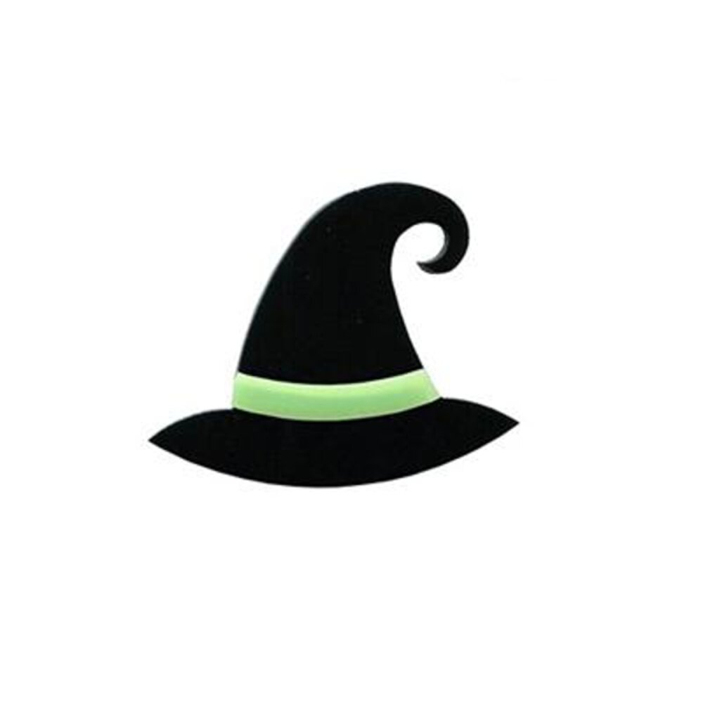 Precut Witch Hat Pack of 3 COE96