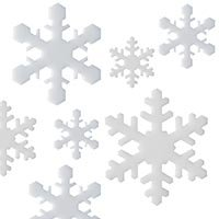 COE96 Winter Themed Precut Designs