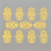 Hamsa Hands Decal Sheet