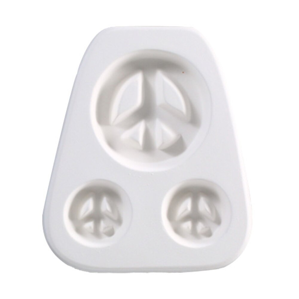 Holey Peace Trio Casting Mold