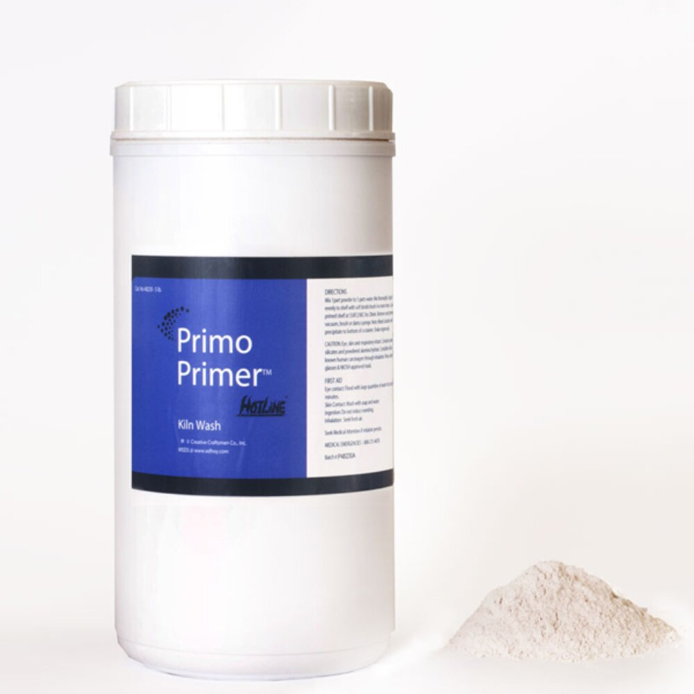 Hotline Primo Primer Kiln Wash/ Shelf Primer (Easy clean-up no scraping involved!)