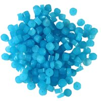Light Cyan Opalescent Dots COE90