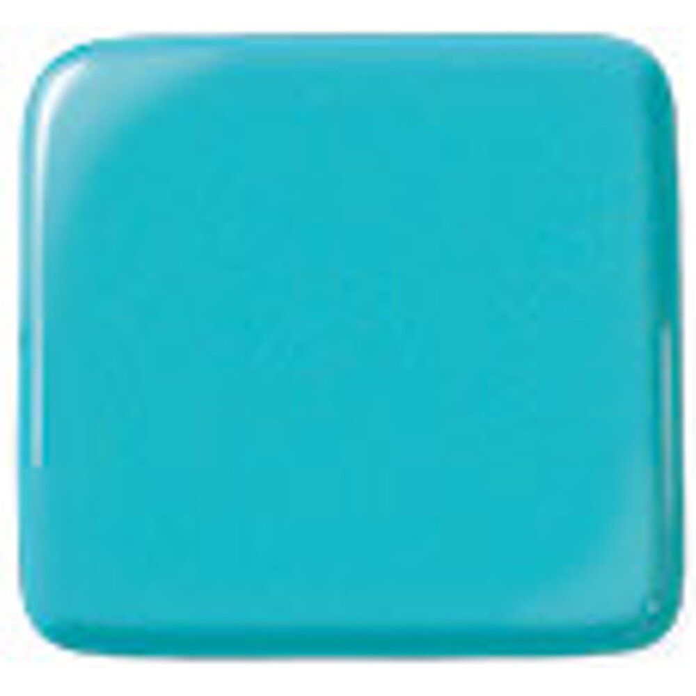 Oceanside Glass Caribbean Blue Transparent, 3mm COE96