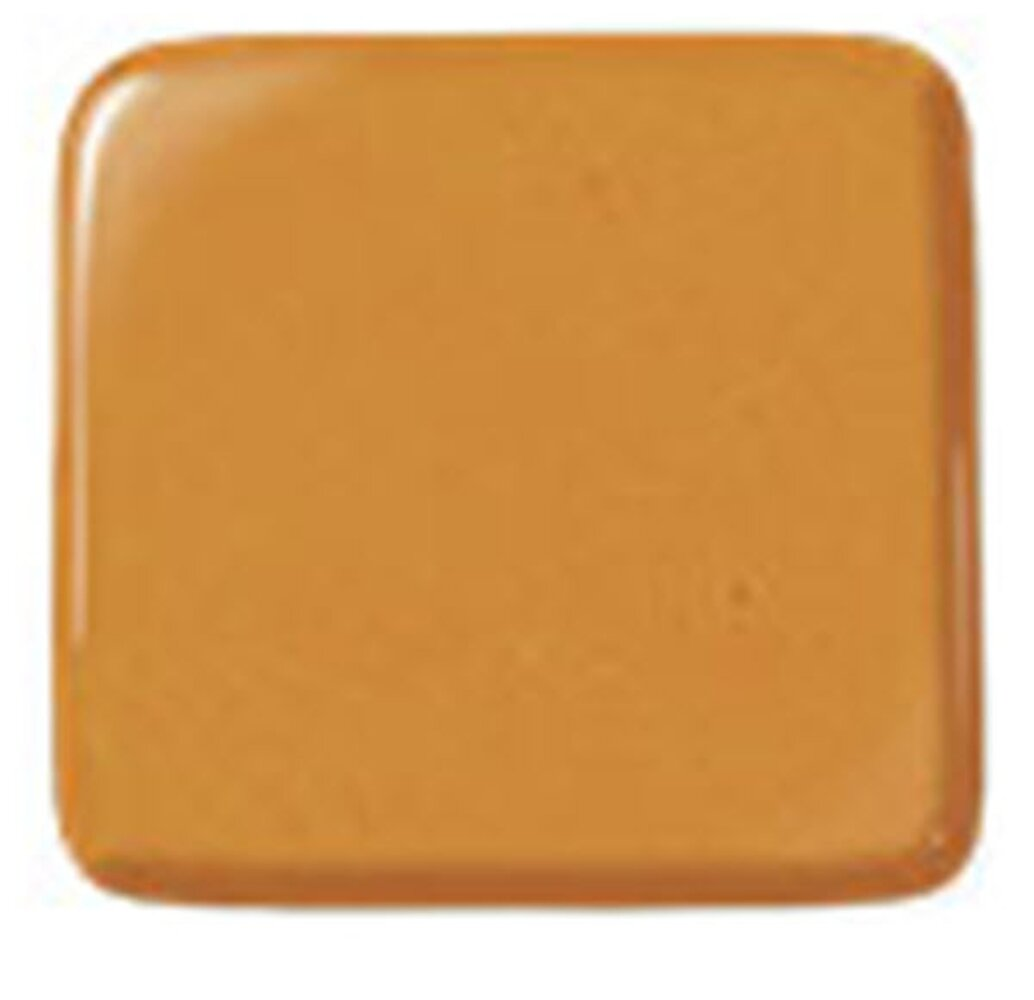 Oceanside Glass Medium Amber Smooth Transparent, 3mm COE96