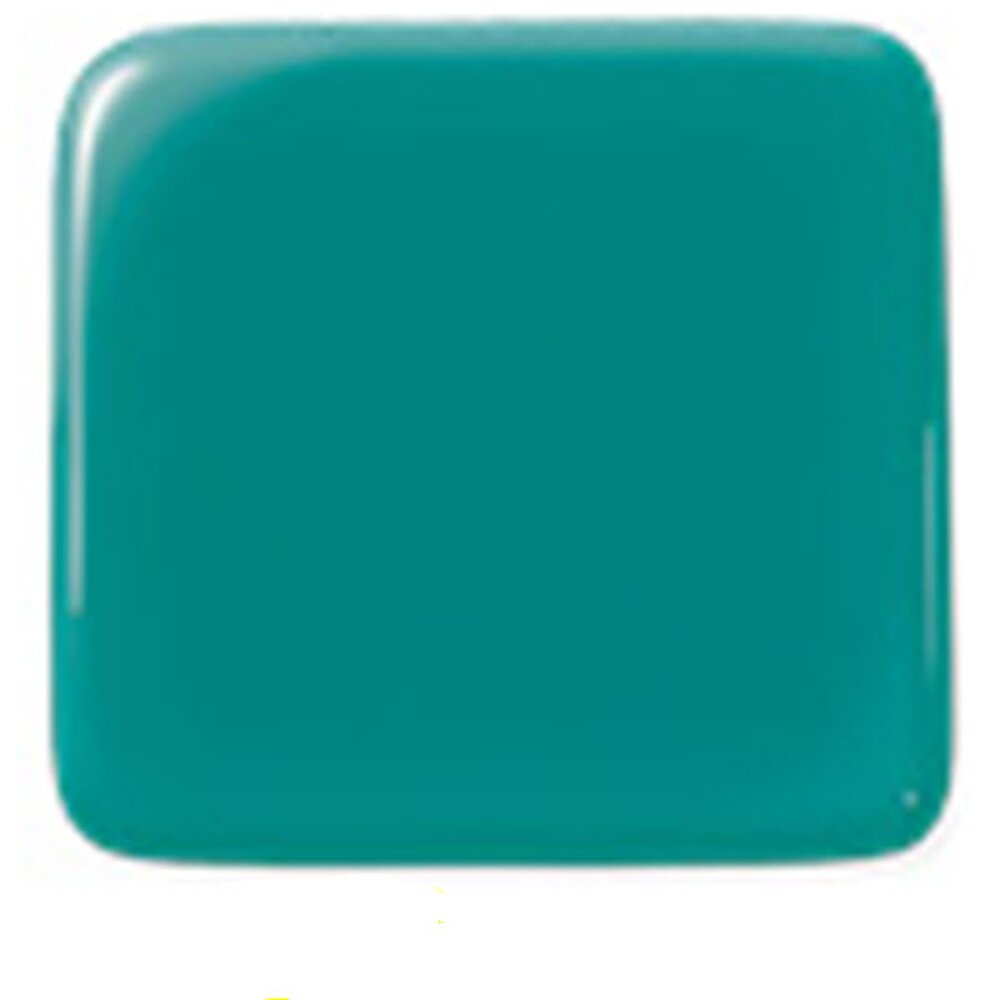 Oceanside Glass Peacock Green Opalescent, 3mm COE96