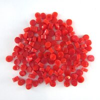 Red Opalescent Dots COE96