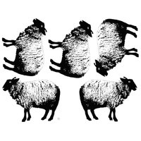 Sheep Decal Sheet