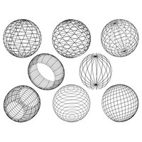 Spheres Decal Sheet