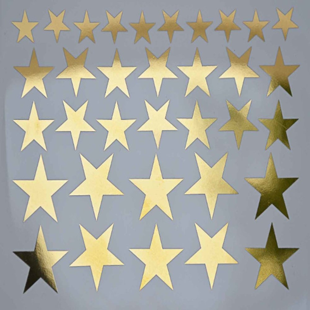 Star Decal Sheet