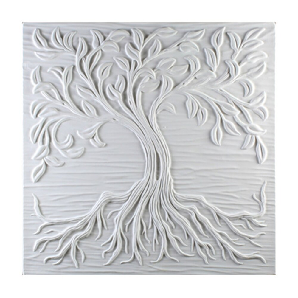 Tree Of Life Textured Fusing Tile 1 Jpg H1000