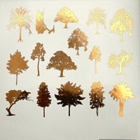 Trees Decal Sheet