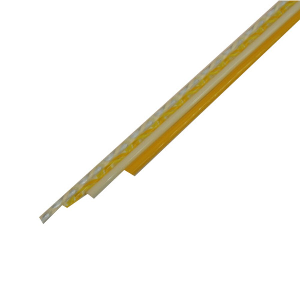 Twisted Cane Assorted Pack, Yellow, COE96