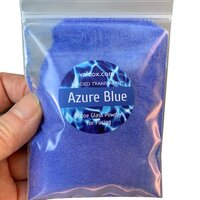 Val Cox Frit Blend Azure Blue Powder Transparent COE96