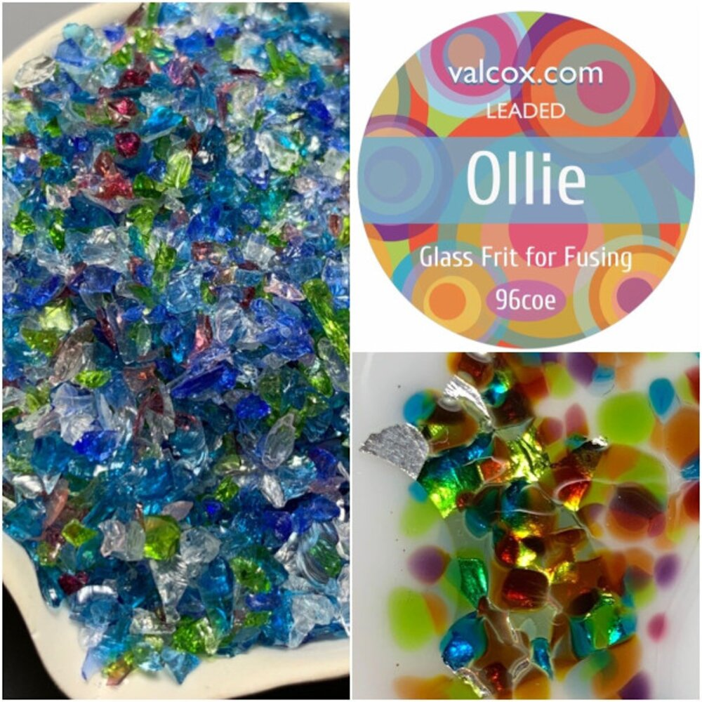 Val Cox Frit Blend Ollie COE96