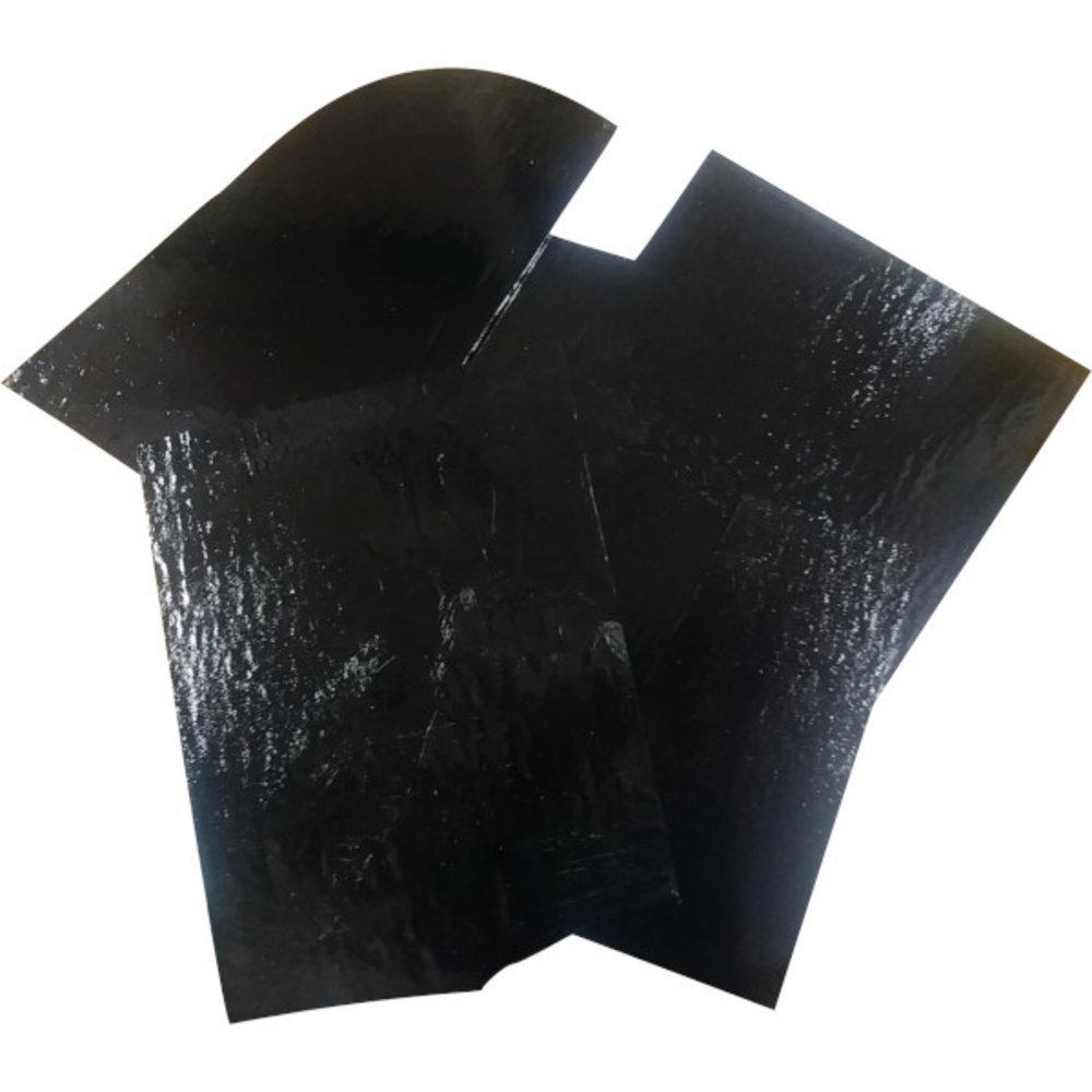 Wissmach Glass Black Thin 2mm by the Pound Glass Pack 2 lbs. COE90