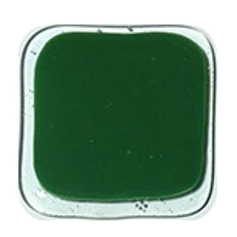 Youghiogheny Glass Kelly Green Opalescent, 3mm - COE96