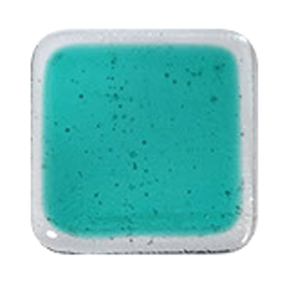 Youghiogheny Glass Teal Transparent, 3mm COE96