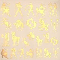 Zodiacs Decals Sheet