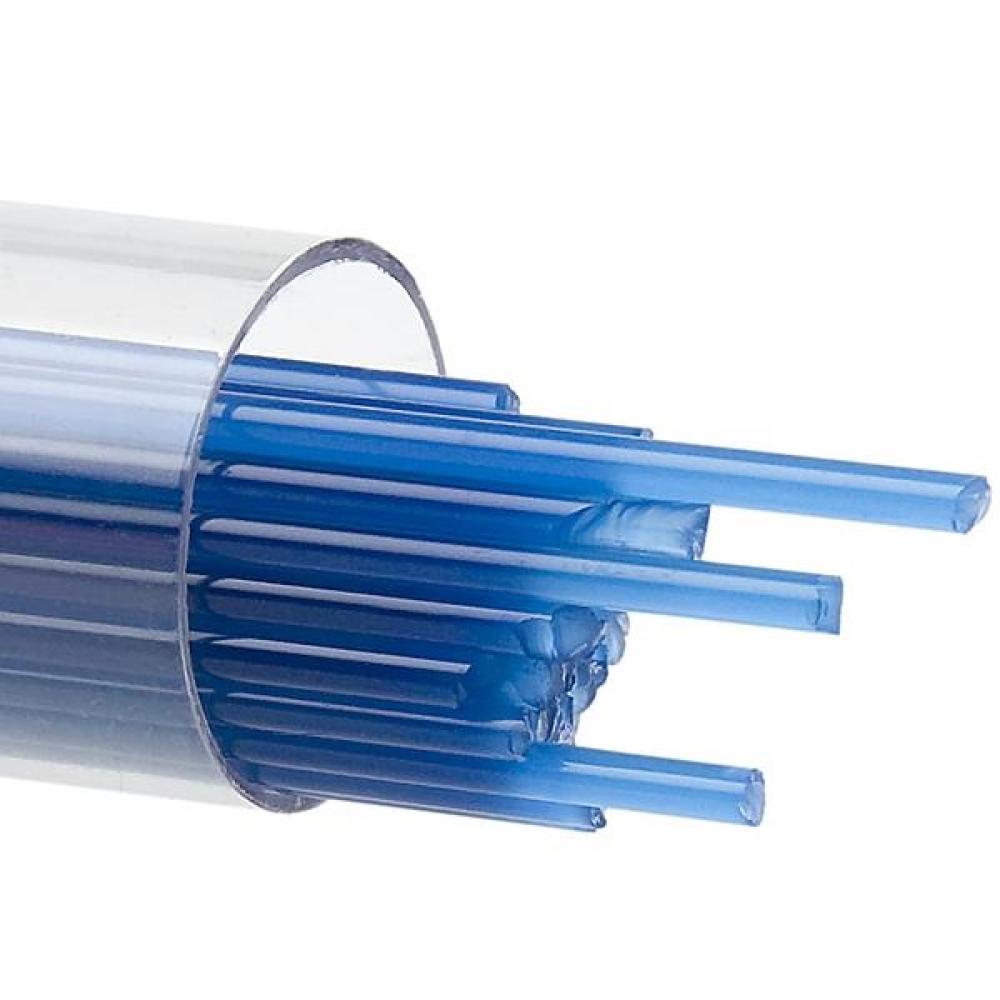 Egyptian Blue Bullseye Glass